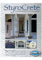 StyroCrete brochure